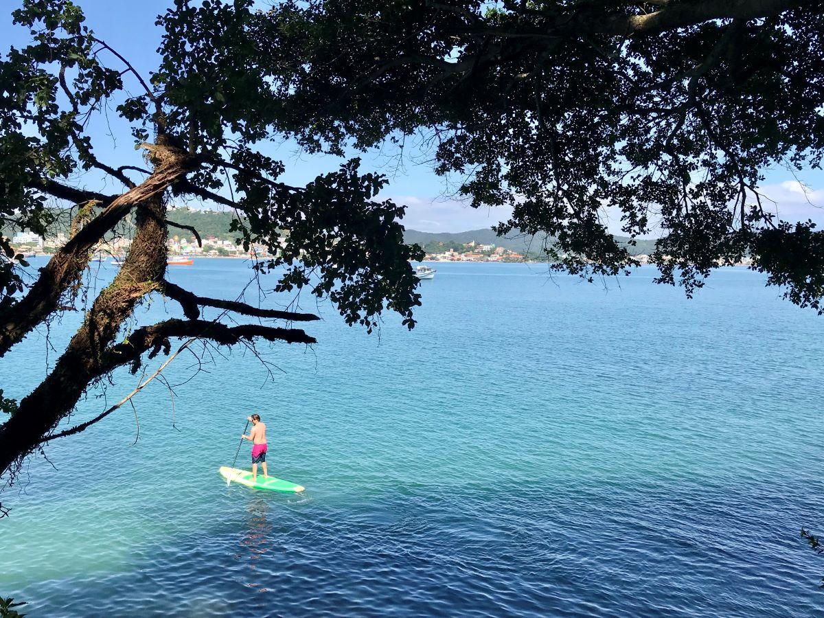 As melhores praias de Santa Catarina