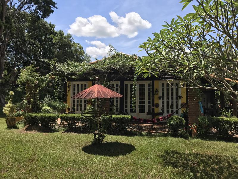 hotel fazenda solar dos ipês