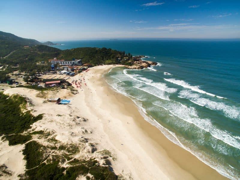 As melhores praias de Santa Catarina 19