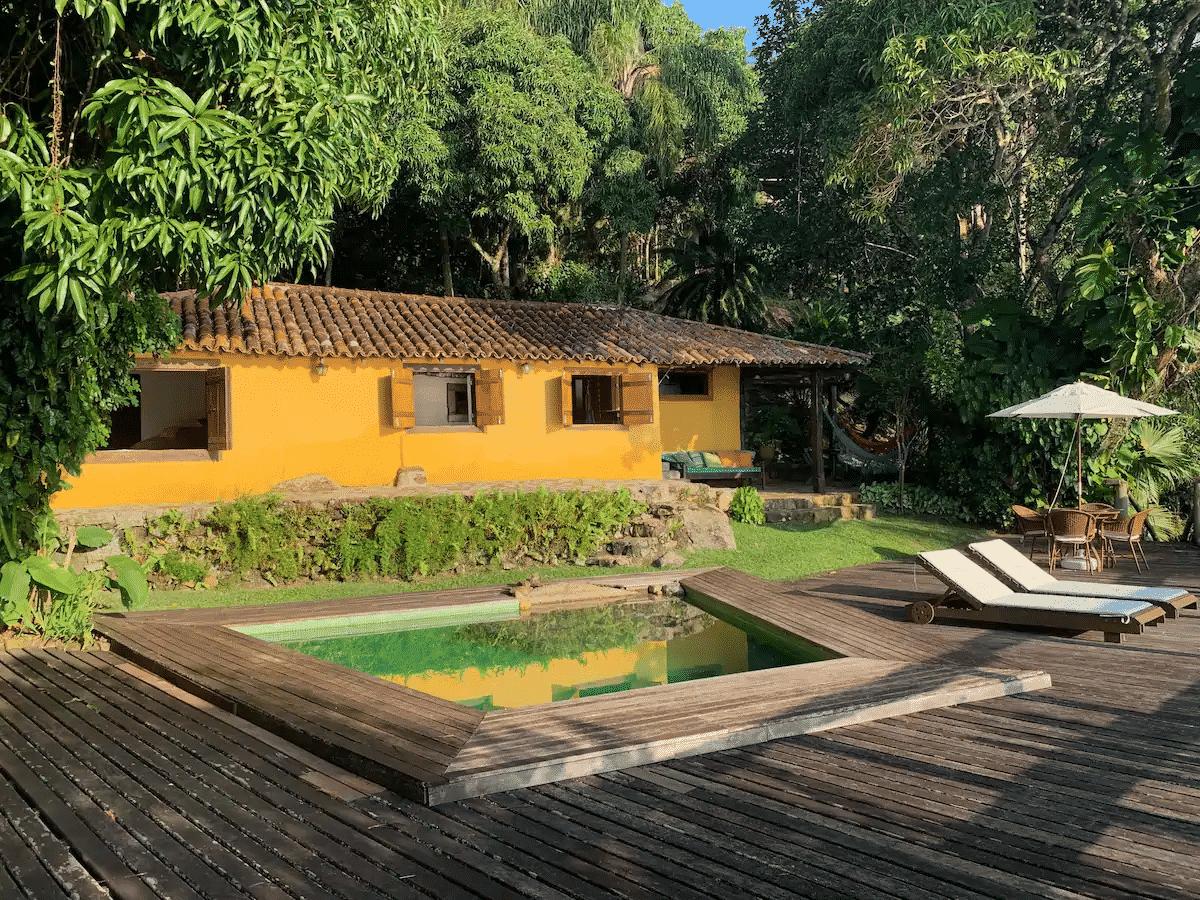 Casas para alugar no Airbnb Brasil 35