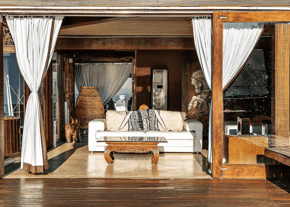 Casas para alugar no Airbnb Brasil