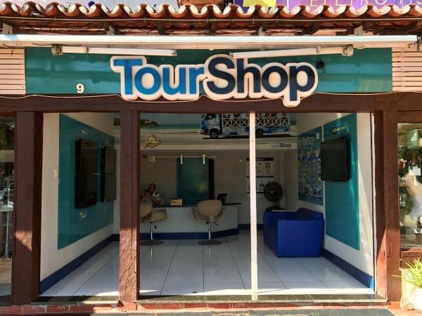 tour Shop cabo frio